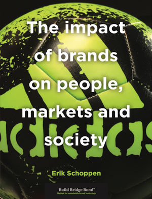 Impact of Brands on People Markets and Society Builds Bridge Bond Method Erik Schoppen